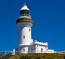 Cape Byron Lighthouse by bidkev1