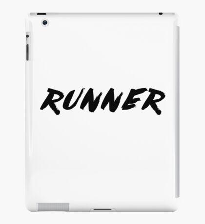 Runner  iPad Case/Skin