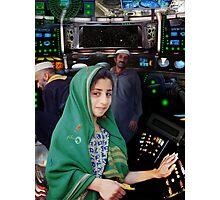 Pakistani Starship Photographic Print