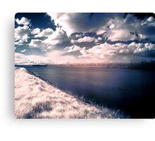 Columbia River Part 2 Canvas Print