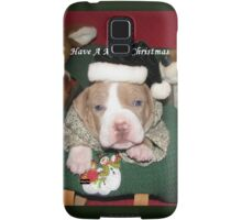 Have A Merry Christmas Samsung Galaxy Case/Skin
