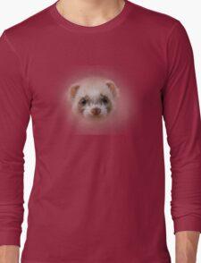 ferrety ferret Long Sleeve T-Shirt
