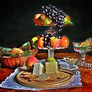 Still Life  {fruit } by Irene  Burdell