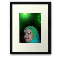 Miricles of Vision Restoration at the Pakistani Starfleet Med Lab Framed Print