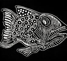 Grouper by Babymonkeystuff