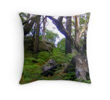 Our great Australian Bushland Throw Pillow