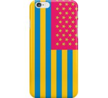 Neon Nations USA iPhone Case/Skin