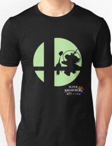 Super Smash Bros - Olimar and Pikmin Unisex T-Shirt
