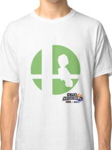 Super Smash Bros - Luigi Classic T-Shirt