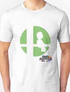Super Smash Bros - Luigi T-Shirt
