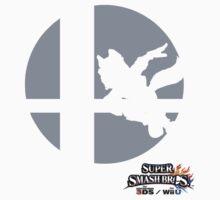 Super Smash Bros - Fox by WillOrcas
