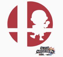 Super Smash Bros - Villager by WillOrcas