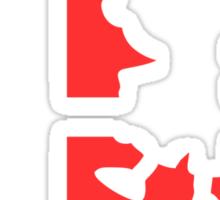 Super Smash Bros - Villager Sticker