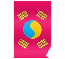 Neon Nations SOUTH KOREA Poster