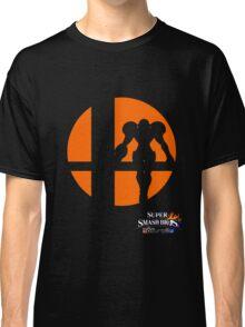 Super Smash Bros - Samus Classic T-Shirt