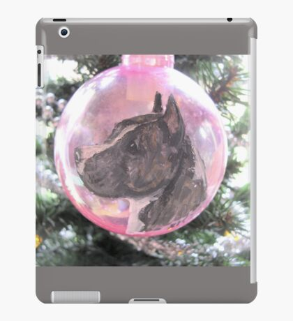 My Favorite Christmas Bulb iPad Case/Skin