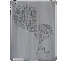 Half of My Heart iPad Case/Skin