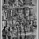 Varanasi by Dr. Harmeet Singh