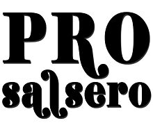 Pro Salsero Shiflty Photographic Print