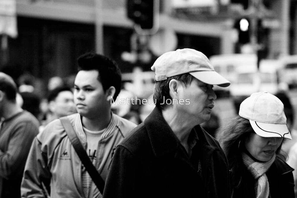 rush hour by Matthew Jones