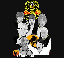 Karate Kid 30th Anniversary Tribute Unisex T-Shirt