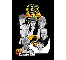 Karate Kid 30th Anniversary Tribute Photographic Print