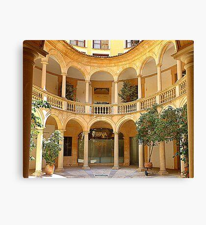 The Beauty Of Palma.............................Mallorca Canvas Print
