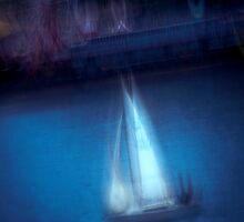 If I had a boat 1 by Geraldine Lefoe