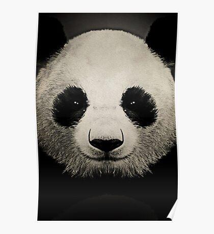 panda eyes 02 Poster