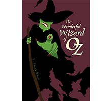 The Wonderful Wizard of Oz Photographic Print