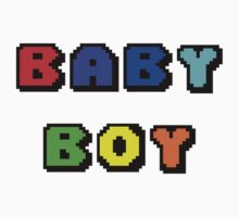 Baby Boy (Multi Color) by GreenGamer