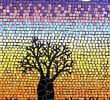 Baoab Tree by Brett Campbell