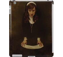 Let's discuss your sins... iPad Case/Skin