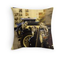 Timeless Classics Throw Pillow