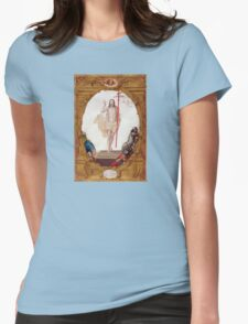 Resurrection of Jesus Christ Womens Fitted T-Shirt