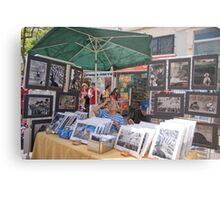 Selling Photos Metal Print