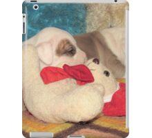 Not A Puppy Was Stirring ~ iPad Case/Skin