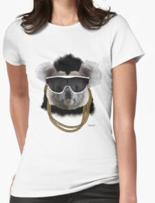Got Drugs Kenny Womens Fitted T-Shirt