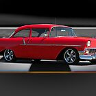 1956 Chevrolet 'Post' Coupe by DaveKoontz