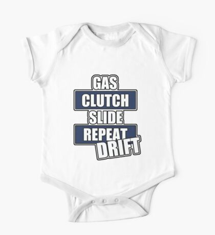 Gas clutch slide drift One Piece - Short Sleeve