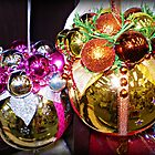 Christmas Baubles - Spheres by EdsMum