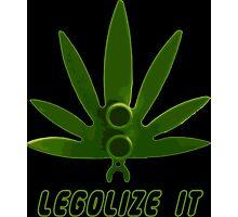 Legolize It Photographic Print