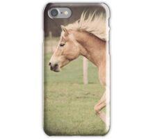 Haflinger Horse iPhone Case/Skin