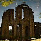 Abbey in the Fish Pond by Rich Hinchcliffe