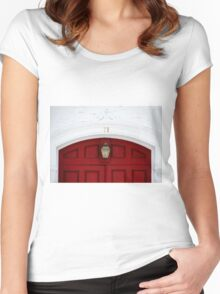Lighting the Way Women's Fitted Scoop T-Shirt