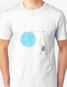 A bird and a bat T-Shirt