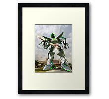 Pakistani International Airbot [PIA] Framed Print
