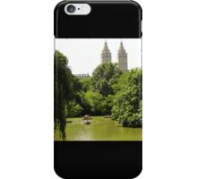 Central Park, NY iPhone Case/Skin