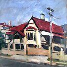 West End House by Paul  Milburn