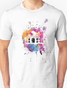 Colorful Taj  T-Shirt